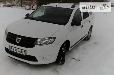 Dacia Logan MCV 2016 в Знаменке