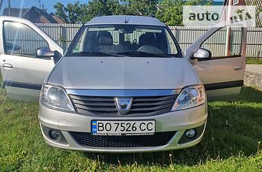 Dacia Logan MCV 2012 в Виннице
