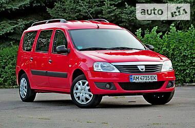 Dacia Logan MCV 2011 в Житомире