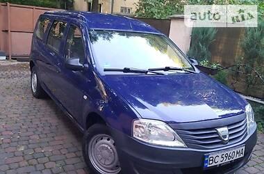 Dacia Logan MCV 2009 в Львове