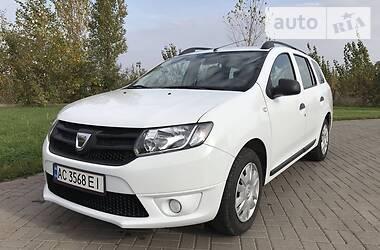 Dacia Logan MCV 2013 в Нововолынске