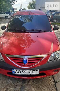 Dacia Logan MCV 2008 в Сваляве