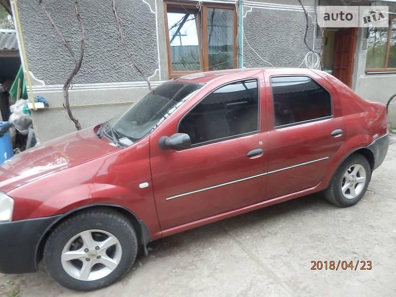Dacia Logan 2007 в Ужгороде