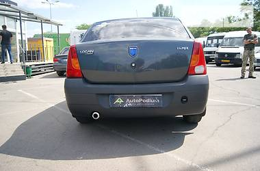 Dacia Logan 2007 в Николаеве
