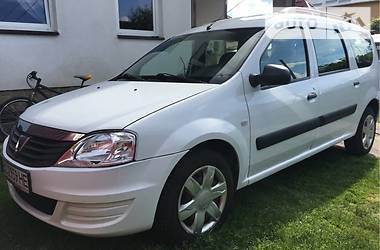 Dacia Logan 2011 в Львове