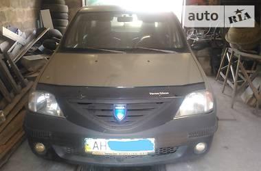 Dacia Logan 2006 в Донецке