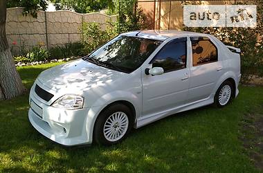 Dacia Logan 2008 в Полтаве