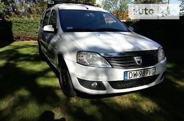 Dacia Logan 2011 в Новограде-Волынском