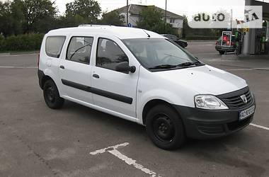 Dacia Logan 2011 в Луцке