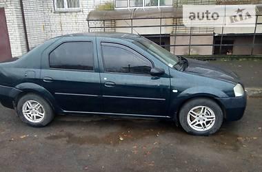 Dacia Logan 2005 в Львове