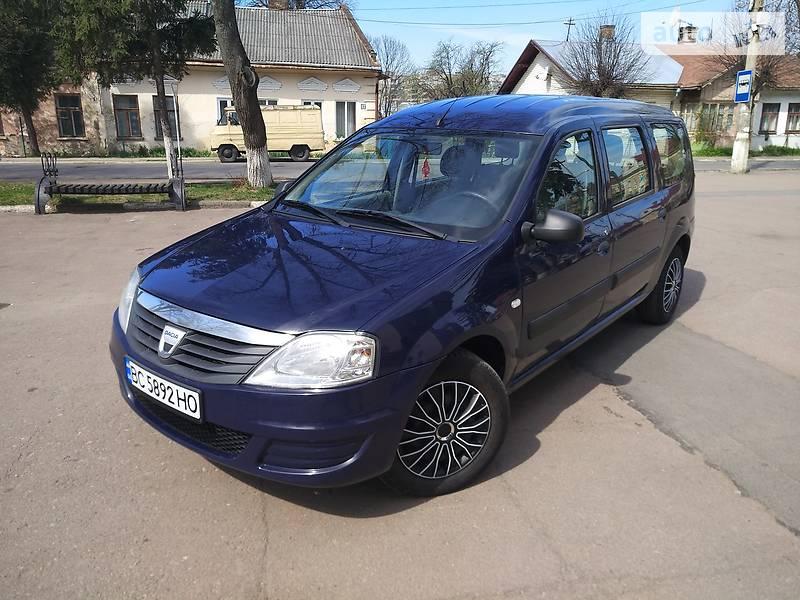 Dacia Logan 2011 года в Ивано-Франковске