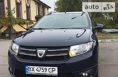 Dacia Logan 2016 в Хмельницькому