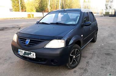 Dacia Logan 2008 в Северодонецке