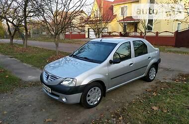 Dacia Logan 2007 в Чернігові