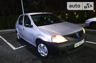 Dacia Logan 2006 в Киеве