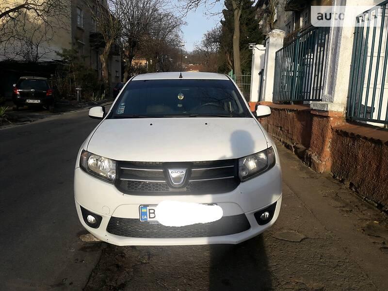 Dacia Logan 2013 в Мукачево