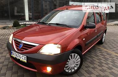 Dacia Logan 2008 в Хмельницком