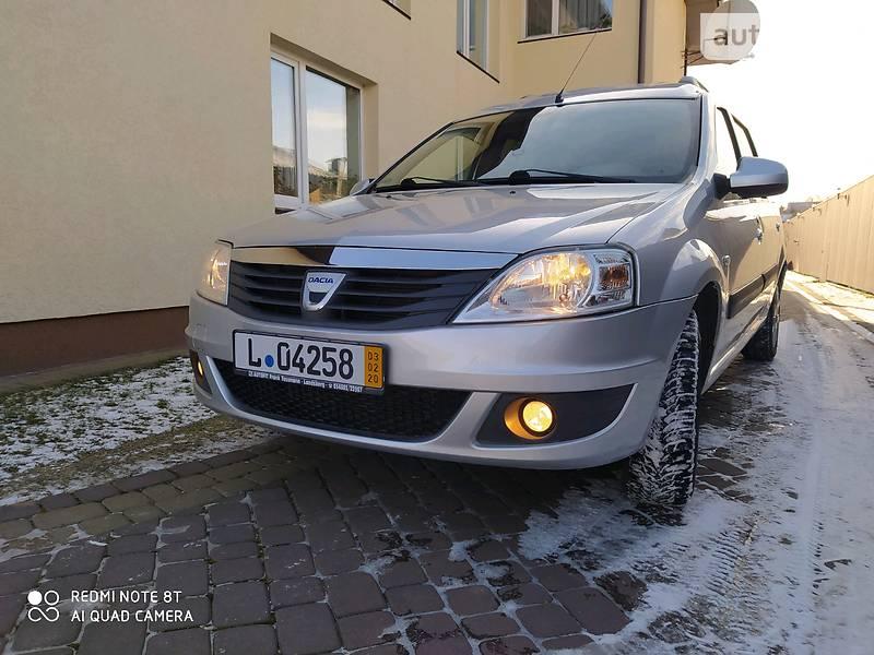 Dacia Logan 2009 в Виннице
