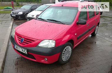 Dacia Logan 2008 в Бродах