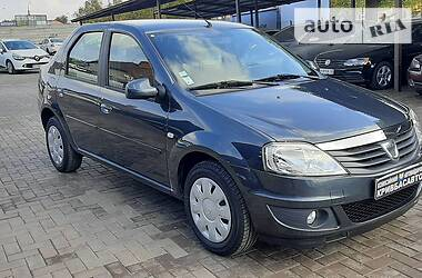 Dacia Logan 2012 в Кривом Роге