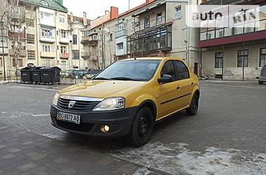 Dacia Logan 2008 в Тернополе