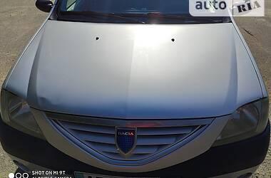 Седан Dacia Logan 2006 в Днепре