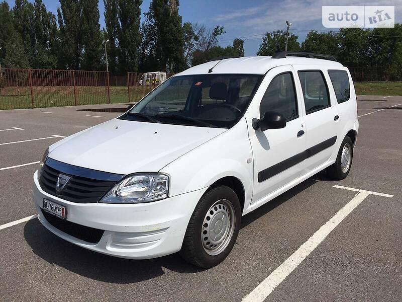 Универсал Dacia Logan 2011 в Луцке