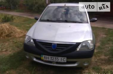 Седан Dacia Logan 2005 в Дружковке