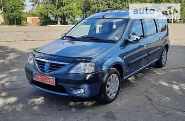 Унiверсал Dacia Logan 2008 в Новоархангельську