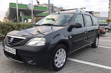 Универсал Dacia Logan 2008 в Житомире