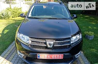 Dacia Sandero StepWay 2014 в