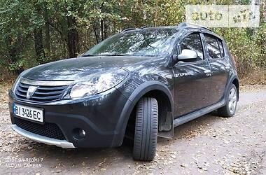 Dacia Sandero StepWay 2011 в Лохвице