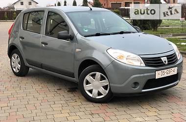 Dacia Sandero 2009 в Стрые