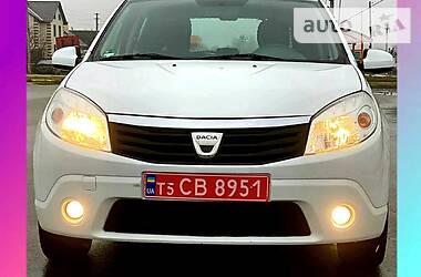 Dacia Sandero 2009 в Буче