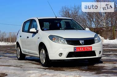 Dacia Sandero 2010 в Кременце