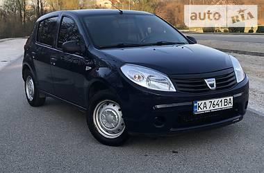 Dacia Sandero 2012 в Днепре
