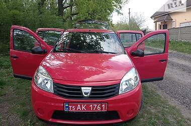 Dacia Sandero 2009 в Луцке