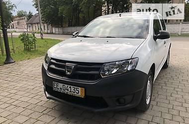 Хэтчбек Dacia Sandero 2016 в Бродах