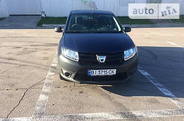 Хетчбек Dacia Sandero 2013 в Полтаві