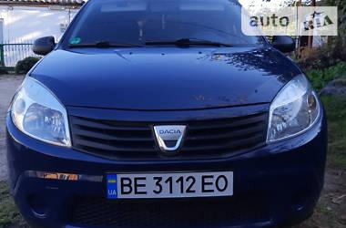 Внедорожник / Кроссовер Dacia Sandero 2008 в Первомайске
