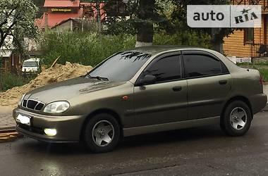 Daewoo Lanos 2002 в Львове