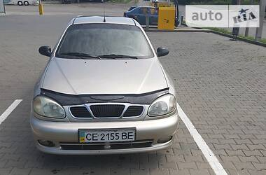 Daewoo Lanos 2004 в Черновцах