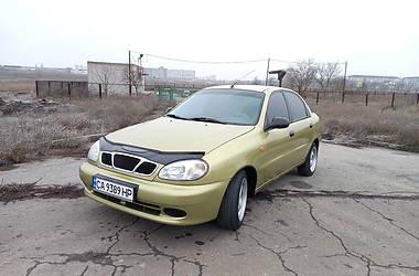 Daewoo Lanos 2007 в Бердянске