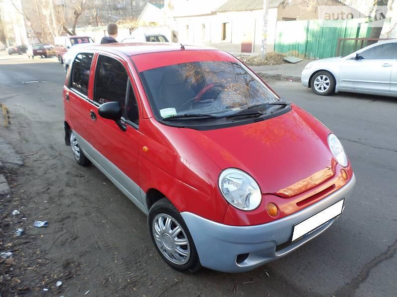 Daewoo Matiz 2003 в Николаеве
