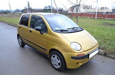 Daewoo Matiz 1999 в Львове