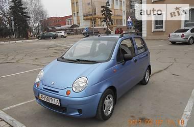 Daewoo Matiz 2006 в Донецке