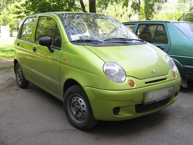 Daewoo Matiz 2013 в Черкассах