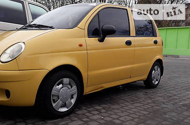 Daewoo Matiz 2005 в Тернополе