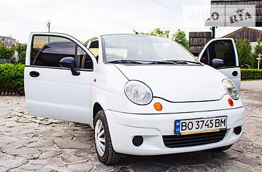 Daewoo Matiz 2006 в Львове