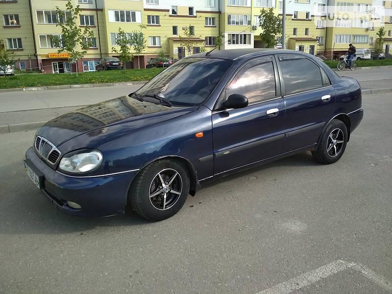 Daewoo Sens 2004 в Ивано-Франковске